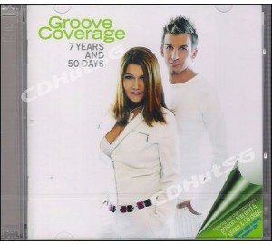 Groove Coverage : 7 YEARS AND 50 DAYS + Remixes 2CD Set